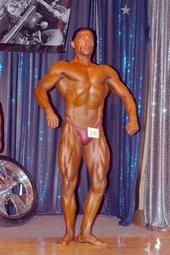 Gulf Coast Body Building Championship * 1st Place